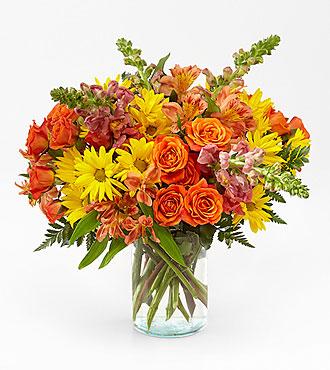 BouquetWarm Amber