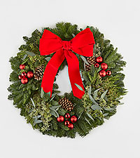 Make It Merry Wreath