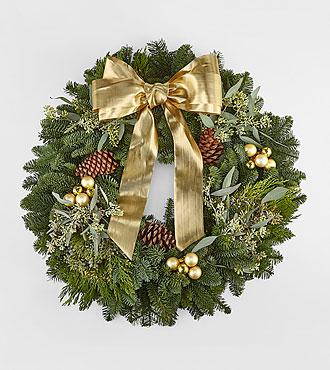 Shimmer & Glimmer Wreath