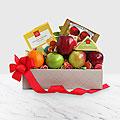 Fresh Fruit & Cheese Box - Good