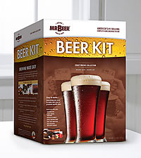 Mr. Beer® Craft Collection Home Brewing System