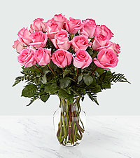 Smitten ™ Pink Rose Bouquet