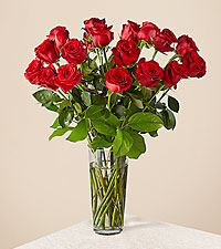 Long Stem Red Rose Bouquet™