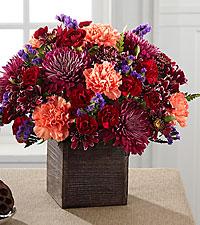 Le bouquet Homespun Harvest™