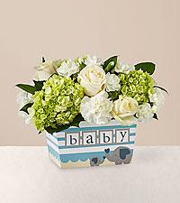 Darling Baby Boy Bouquet