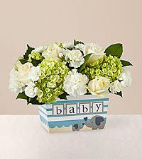 Darling Baby Boy ™ Bouquet