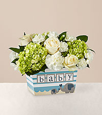 Darling Baby Boy Bouquet