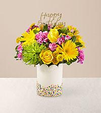 Bouquet d'anniversaire Sprinkles™