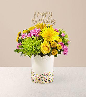 Bouquet d'anniversaire Sprinkles