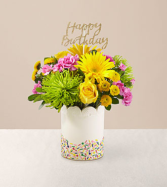 Birthday Sprinkles™ Bouquet
