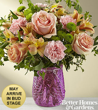 The FTD® It's a Colorful LIfe Bouquet by Better Homes and Gardens® -VASE INCLUDED