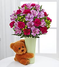 The Big Hug® Bouquet - VASE INCLUDED