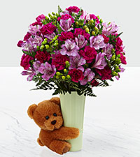 Le bouquet Big Hug® par FTD® - VASE INCLUS
