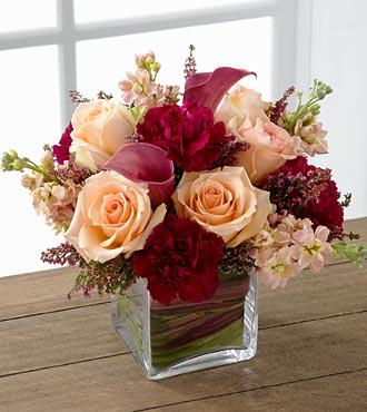 Le bouquet Share My World<sup>&trade;</sup> de FTD® - VASE INCLUS