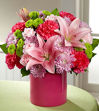 The FTD® Sweetness & Light™ Bouquet