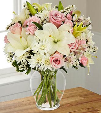 Le bouquet Pink Dream™ de FTD®