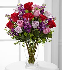 The Garden Walk™ Bouquet by FTD® - VASE INCLUDED