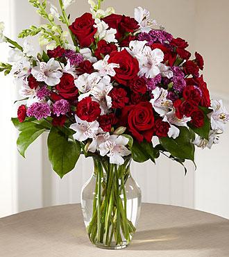 Le bouquet Dramatic Effects™ de FTD®