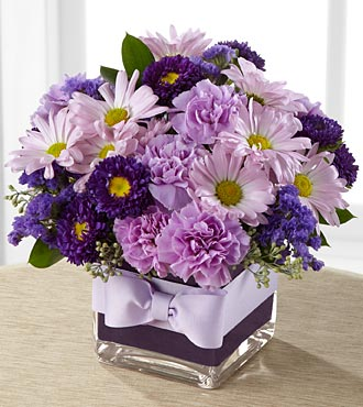 The Thoughtful Expressions™ Bouquet by FTD® - VASE INCLUDED