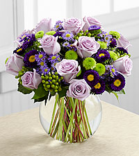 A Splendid Day™ Bouquet by FTD® - VASE INCLUDED