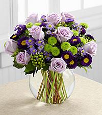 Le bouquet A Splendid Day<sup>&trade;</sup> de FTD® - VASE INCLUS