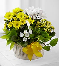 A Bit of Sunshine™ Basket by FTD®
