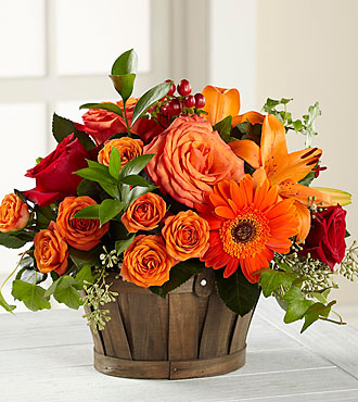 The FTD® Nature's Bounty™ Bouquet
