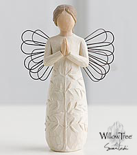 Willow Tree® A Tree, A Prayer Figurine