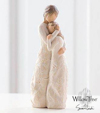 Willow Tree® Close to Me Figurine