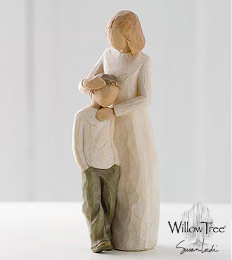 Willow Tree® Mother and Son
