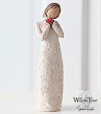 Willow Tree® Je t'aime Figurine