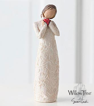 Willow Tree® Je t'aime Figurine