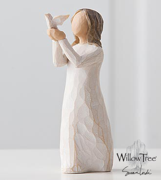 Willow Tree® Soar Figurine