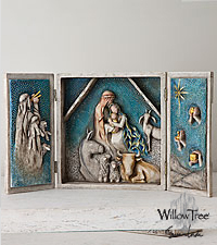 The Willow Tree® Starry Night Nativity