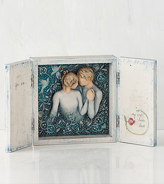 Willow Tree® Duet Figurine