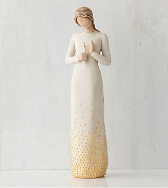 Willow Tree® Vigil Figurine