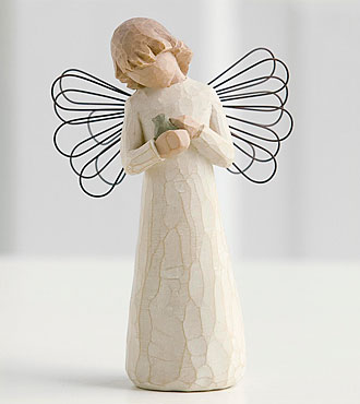 The Willow Tree® Angel of Healing