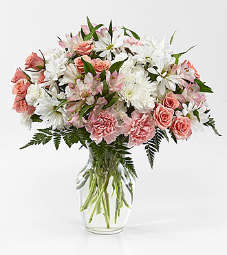 Bouquet Blush Crush