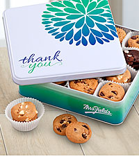 Mrs. Fields® Thank You Cookie Tin
