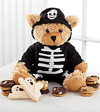 Mrs. Fields® Skeleton Bear