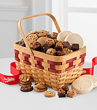 Mrs. Fields Sweet and Simple Basket - BETTER
