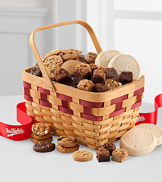 Mrs. Fields® Home Delivery Cookie Basket- Better