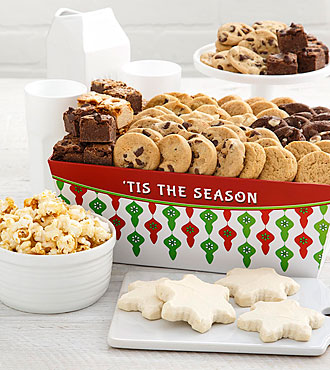 Mrs. Fields® Holiday Tray