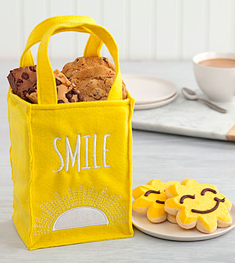 Mrs. Fields® Just Smile Bag