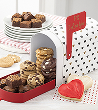 Mrs. Fields® Valentine's Mailbox