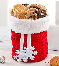 Mrs. Fields® Santa Bag of Goodies