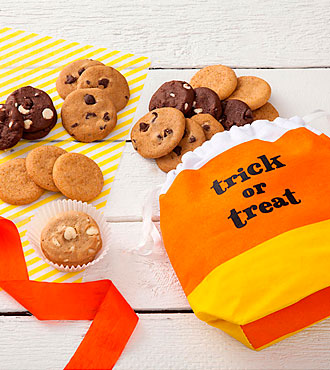 Mrs. Fields® Trick or Treat Tote Bag
