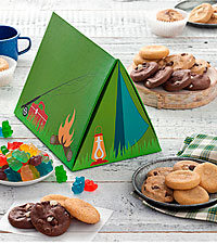 Mrs. Fields® Summer Treats Tent