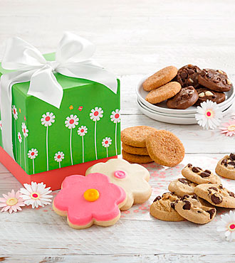 Mrs. Fields® Meadow Flowers Mini Box
