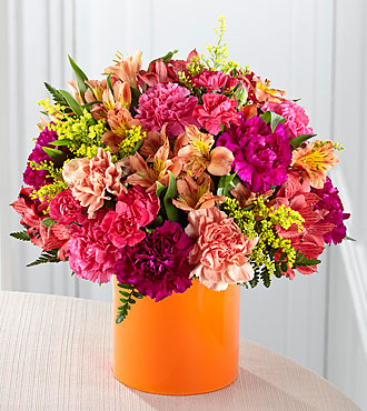 The FTD® All Is Bright™ Bouquet